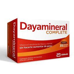 Dayamineral Complete 35 Capsulas Blandas