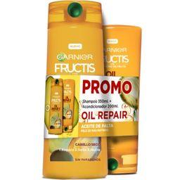 Fructis Pack Oil Repair Sh 350 + Aco 200