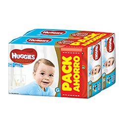 Huggies Pañales Nc G X1 12 Ellos P.Ahorro
