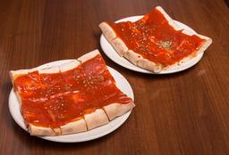 2x1 en Pizza Común