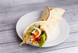 Shawarma Vegetariano.