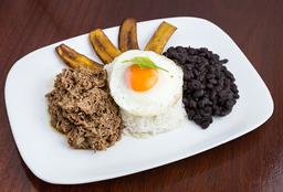 Pabellón Criollo (Sin Gluten)