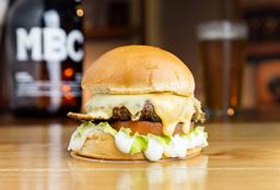 Four - Cheese Burger