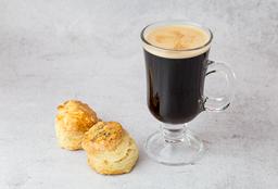 Café con 2 Scones