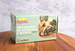Empanadas de Espinaca sin Gluten x 2