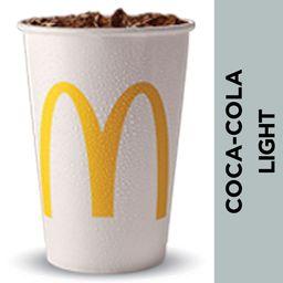 Coca Cola Light - Chica