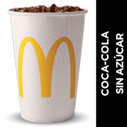 Coca Cola Zero - Chica
