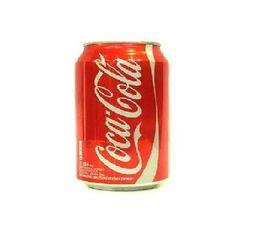 Lata Coca Cola 354 Ml