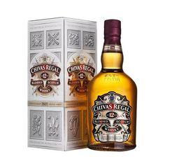 Whisky Escoces Chivas Regal 1 Litro