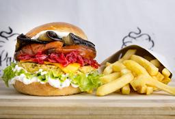 Hamburguesa Veggielicious