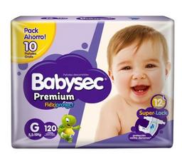 Babysec Premium Grande 120 U