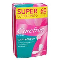 Carefree Todos Dias S/Perf 60