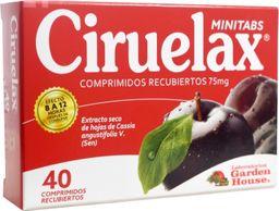 Ciruelax Minitabs 40 Comprimidos
