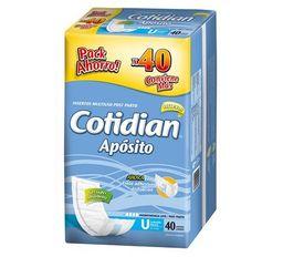 Cotidian Aposito P/Parto 40