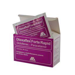 Dioxaflex Forte Rapid 10sobre