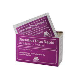 Dioxaflex Plus Rapid 10 Sobres