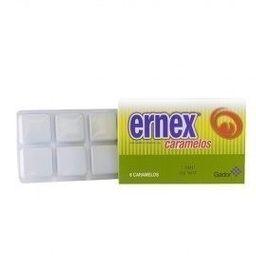 Ernex 6 Caramelos