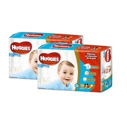 Huggies Nat Care Gra Ellos 56