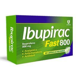 Ibupirac Fast 800 X 10 Cb