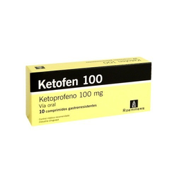 Ketofen 100 Mg/10 Comp