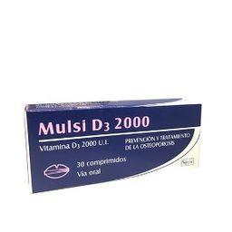 Mulsi D3 2000 Ui
