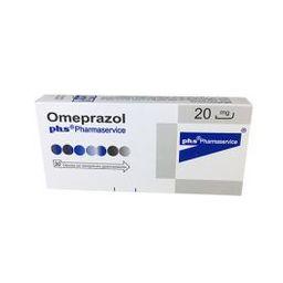 Omeprazol Phs 20 Mg