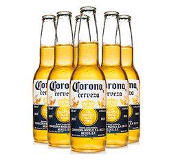 Corona 355 ml x 6 unidades