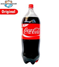 Refresco Coca Cola Desc. 3L