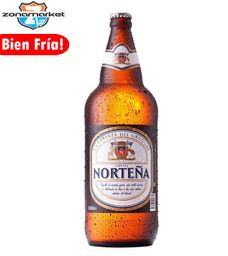 Cervezas Norteña 960ML