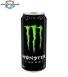 Bebida Energetica Monster 473mL