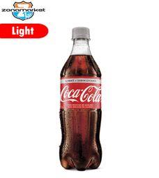 Coca Cola Desc. 600ML Light