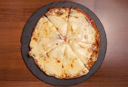 Combo - Pizzeta con Muzza y 2 Gustos + Bebida