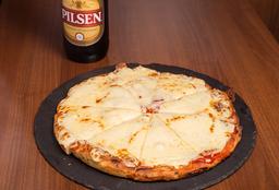 Combo - Pizzeta Extra Muzza + Bebida