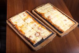 Combo - 2x1 de Muzza + 2x1 de Pizza + 6 Fainás