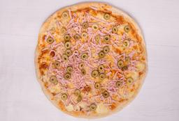 D`Pizza Jamón Grande