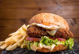 Hamburguesa Supreme Burger
