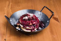 Pancakes Ideal Frutos Rojos