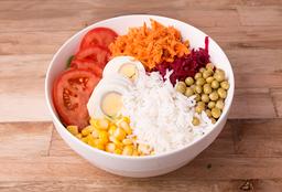 Ensalada Completa Vegetariana