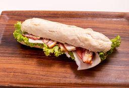 Sándwich Crispy Bacon