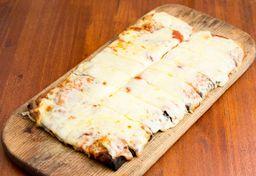 Combo Pizza Muzzarella y Fainá