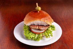 Hamburguesa al Pan