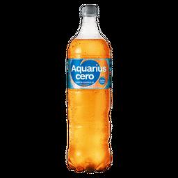 Agua Aquarius Cero Naranja 1.5 Lt.