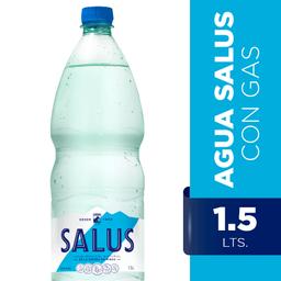 Agua Salus Con Gas 1.5 Lt.