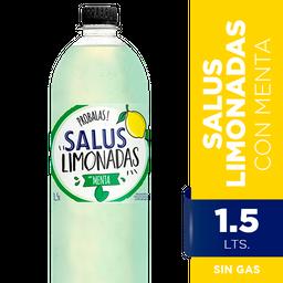 Agua Salus Sin Gas Limonada Con Menta 1.5 Lt.