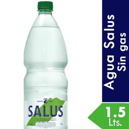 Agua Salus Sin Gas 1.5 Lt.