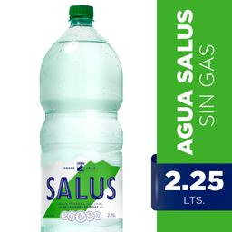 Agua Salus Sin Gas 2.25 Lt.