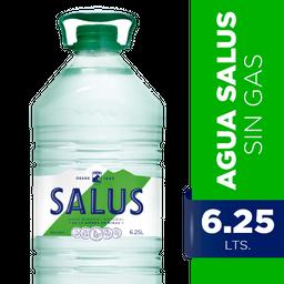 Agua Salus Sin Gas 6.25 Lt.