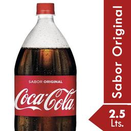 Refresco Coca Cola 2,5 Lts. Env.Desc.