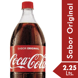 Refresco Coca Cola 2.250 Lt.