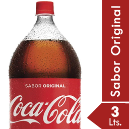 Refresco Coca Cola 3 Lt.